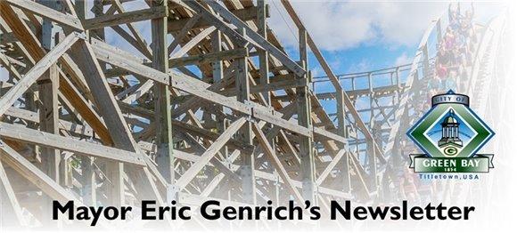 Mayor Eric Genrich's Newsletter