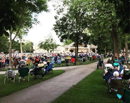 St. James Band Concert