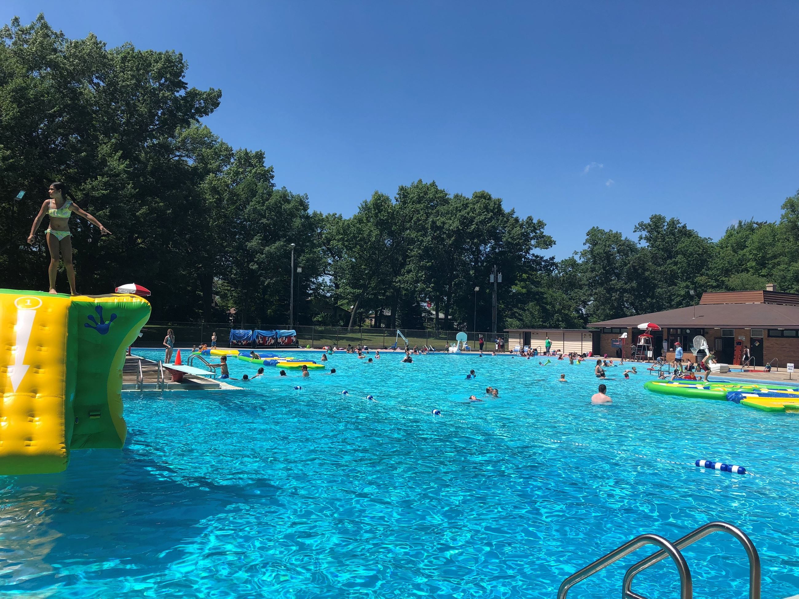 Colburn Pool