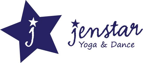 Jenstar Yoga and Dance Logo