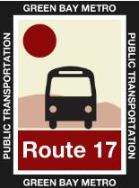 Route 17 Brick Icon